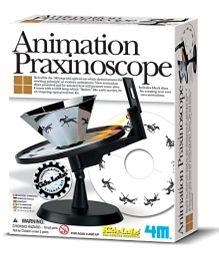Animation Praxinoscope
