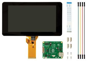 RASPBERRY PI 7INCH TOUCHSCREEN DISPLAY