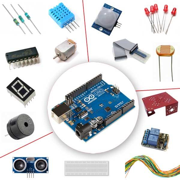 Arduino Self Learning Kit