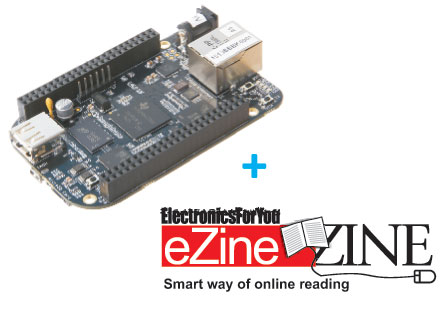 EFY eZine Subscription for 10 Years with Free BeagleBone Black Rev C Board