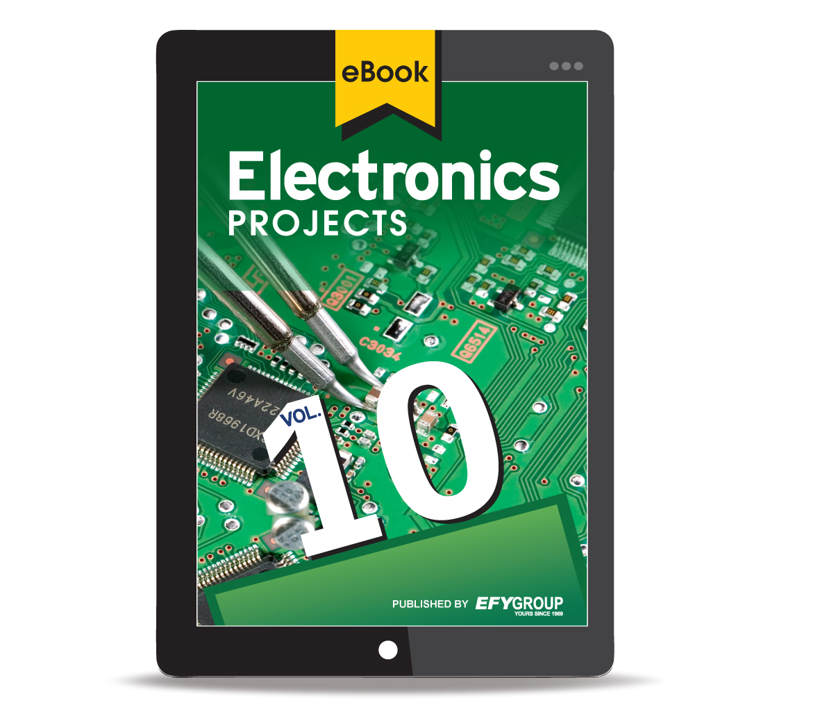 ELECTRONICS PROJECTS VOLUME 10