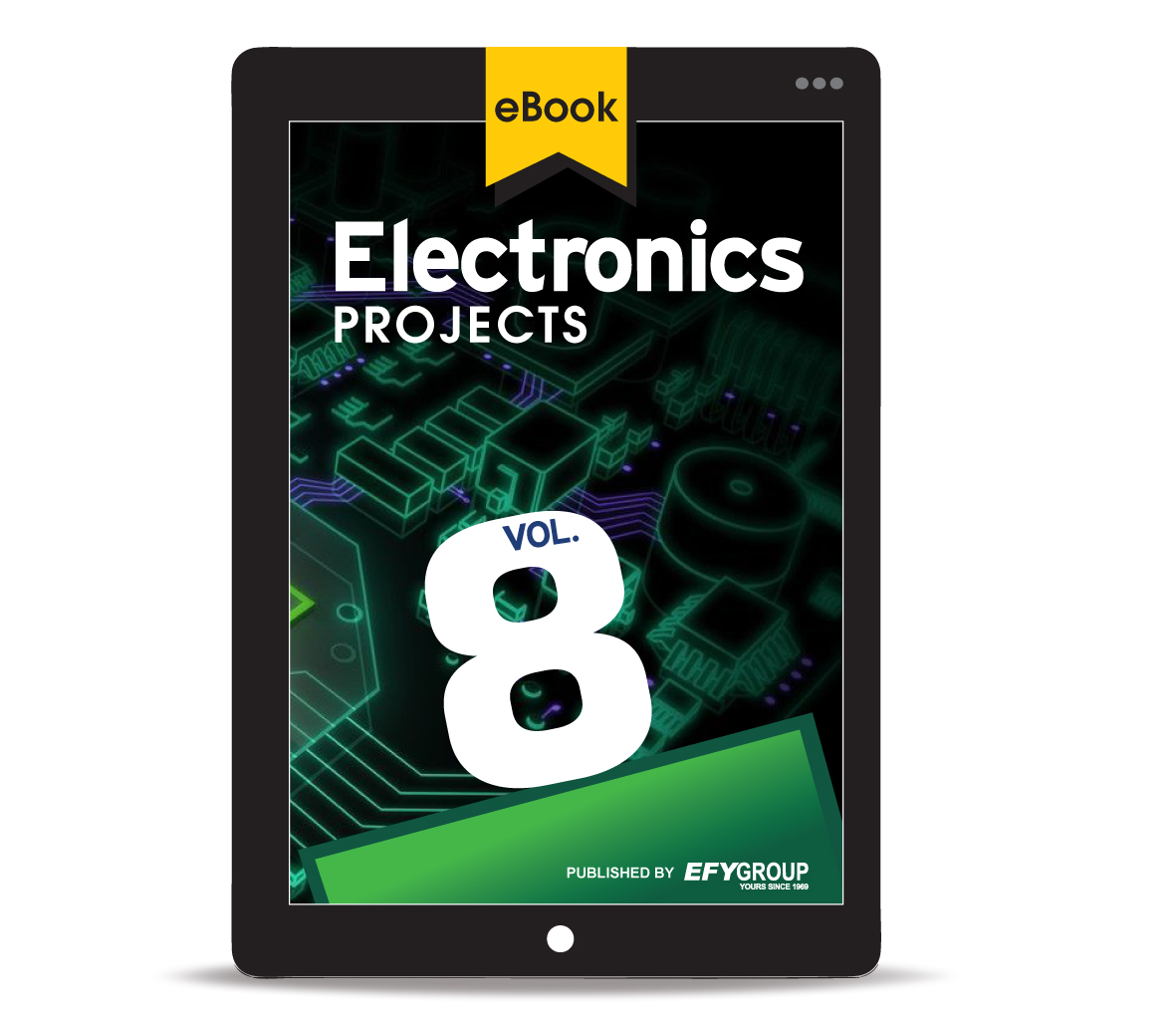 ELECTRONICS PROJECTS VOLUME 8
