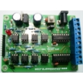 MOTOR DRIVER CARD(USED FOR DRIVE 4 DC MOTOR)