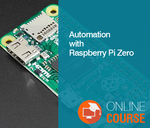 Automation with Raspberry Pi Zero