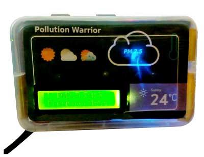 Pollution Warrior