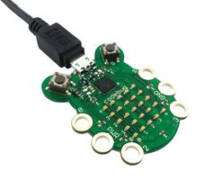 CODEBUG, PROGRAMMABLE WEARABLE BOARD