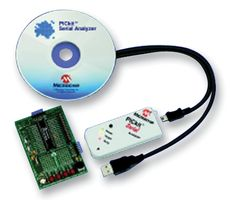 MICROCHIP  DV164122  PICKIT, SERIAL ANALYZER, GUI, KIT