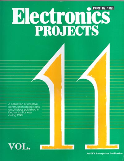 Electronic Project Book - Vol 11