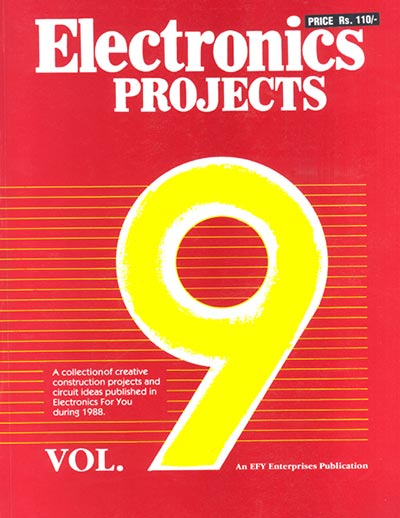 Electronic Project Book - Vol 9