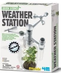 Green Science-Weather Station